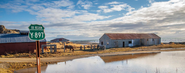 Patagonia Chile @Experiencias Bahía Inútil