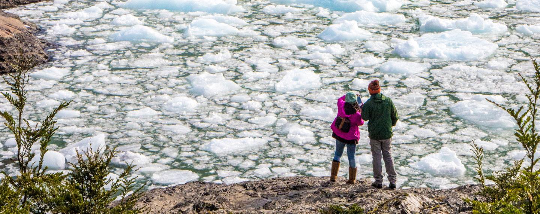 Patagonia Chile @Experiencias Glaciares Balmaceda y Serrano
