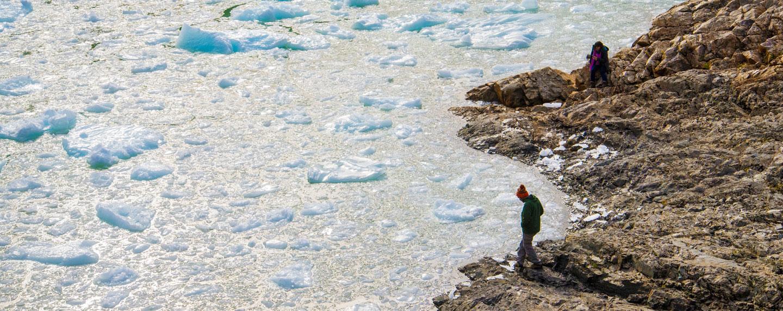 Patagonia Chile @Experiencias Balmaceda and Serrano Glaciers